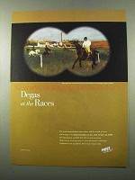 1997 First Union Ad - Degas at the Races