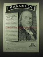 1996 Franklin Templeton Tax-Free Income Funds Ad