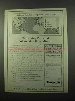 1996 Templeton Smaller Companies Growth Fund Ad