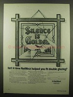 1984 NatWest Bank Ad - Silence is Golden