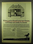 1980 Lloyds Bank Ad - You've Found Your New House