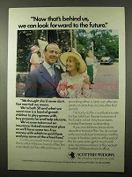 1979 Scottish Widows Assurance Ad - Forward Future