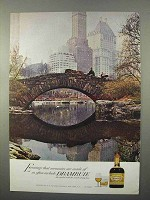 1966 Drambuie Cordial Ad - Evenings That Memories