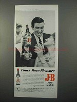 1966 J&B Scotch Ad