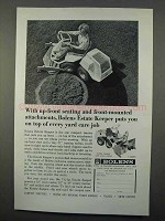 1966 Bolens Estate Keeper Lawn Mower Ad - Up-Front