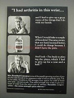 1966 Excedrin Tablets Ad - I Had Arthritis In Wrist