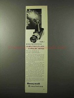 1961 Heiland Pentax Ad, Three/Twenty-One Exposure Meter