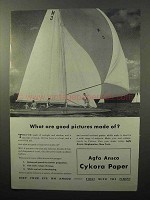 1943 Agfa Ansco Cykora Paper Ad - Good Pictures