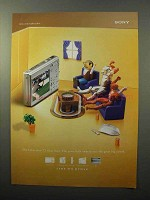 2004 Sony Cyber-shot T1 Camera Ad - No Other