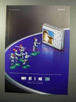 2004 Sony Cyber-shot T1 Camera Ad - Like No Other