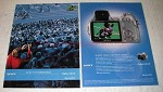 2005 Sony Cyber-Shot DSC-H1 Digital Camera Ad