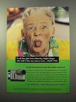 1999 Sony Digital Mavica Camera Ad - Hear This