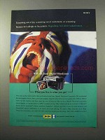 1999 Sony Digital8 Handycam Camcorder Ad - Screaming