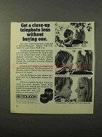1972 Soligor Tele-Converter Ad - Get a Close-Up