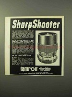 1969 Tamron Adapt-A-Matic 135mm f2.8 Telephoto Lens Ad