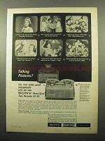1964 Sony Photo/Sync Tape Recorder 211-TS Ad