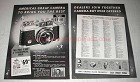 1959 Walz Envoy 35 Camera Ad - Americas Dealers