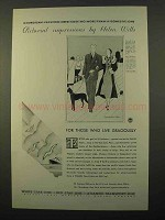 1931 IMM Cruise Ad - Pictorial Impressions by Helen Wills