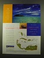1998 Royal Caribbean Cruise Ad - See More Islands