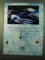 1997 Princess Cruises Ad - Few Wisps of Magic Left