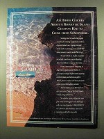 1995 Royal Caribbean Cruise Ad - Romantic Island