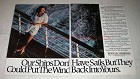 1987 Royal Caribbean Cruise Ad - Ships Don't have Sails
