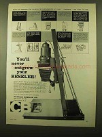 1958 Beseler Enlargers Ad - You'll Never Outgrow