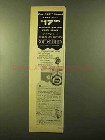 1957 Tiffen Polaroid Rotoscreen Ad - Can't Spend Less