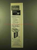 1957 Sekonic Leader Deluxe Meter Ad - Look at the Name