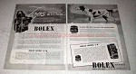 1945 Bolex H-16 and L-8 Movie Cameras Ad - Tops