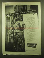 1944 Revere Movie Cameras and Projectors Ad - Choice