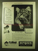 1943 Argus Argoflex Camera Ad - Takes All Three
