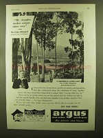 1943 Argus Argoflex Camera Ad - Compostion Easy