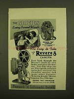 1942 Revere 88 Camera and 8mm Projector Ad