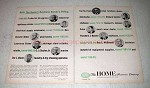 1966 The Home Insurance Company Ad - Business Owner's