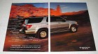 2000 Toyota Sequoia SUV Ad - In the Back