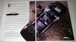 1992 Mazda 929 Car Ad - Why Should Safety be an Option
