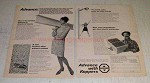 1966 Koppers Ad - Fiber Glass, MARKAY Floor, CELLON