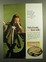 1965 Kraft Velveeta Ad - Full of Health