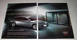 2005 Audi A6 Avant Car Ad - The Lap of Luxury Extended