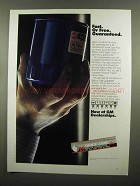 1990 Mr. Goodwrench Quick Lube Plus Ad - Fast or Free
