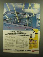 1983 STP Son of a Gun Protector Ad - Sunscreen