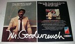 1982 Mr. Goodwrench Service Ad - Once Should Be Enough