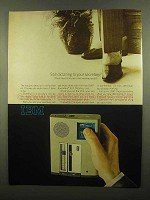 1965 IBM Executary 224 Dictating Unit Ad - Secretary
