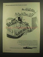 1965 Hertz Rent-A-Car Ad - Fanatical About Ecstatical