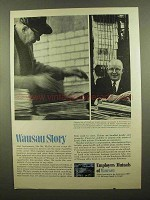 1965 Employers Mutuals of Wausau Ad - Story