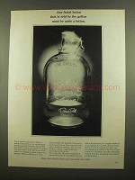 1965 Bonne Bell Ten-O-Six Lotion Ad - Sold by Gallon