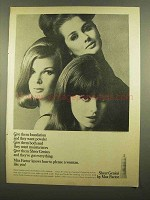 1965 Max Factor Sheer Genius Make-Up Ad