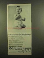 1965 Gerber Baby Pants and Feeding Bibs Ad - Softest