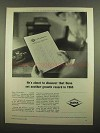 1965 Dana Corporation Ad - Another Growth Record